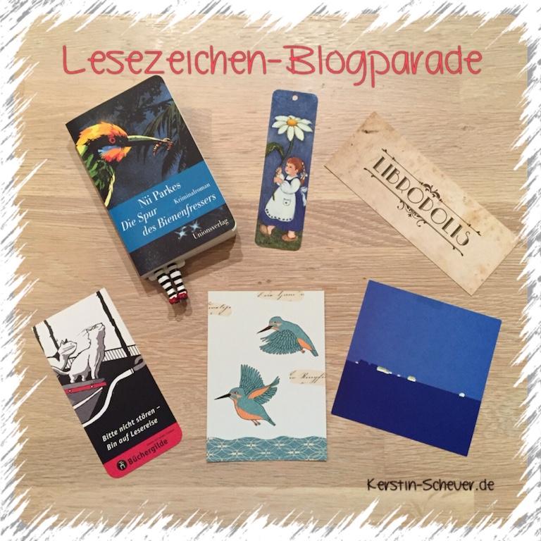 Lesezeichen-Blogparade